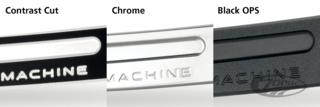 PERFORMANCE MACHINE WINDSHIELD TRIMS