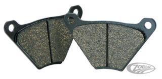DISC BRAKE PAD SETS, FRONT