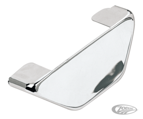 CHROME REMOTE RESERVOIR COVER
