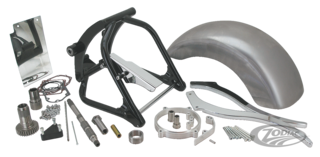 "ZODIAC'S ""DELUXE"" 250 SWING ARM KIT FOR SOFTAIL"