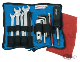 CRUZTOOLS BASIC ROADSIDE TOOL KIT