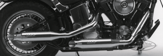 STAGGERED DUAL SYSTEMS FOR SOFTAIL