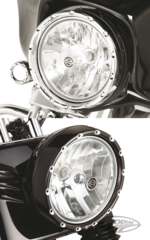 "ARLEN NESS FIRE-RING LED RING FÜR ORIGINALE 7"" SCHEINWERFER"