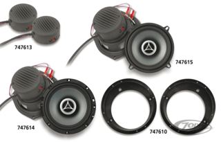 HI-POWER FAIRING SPEAKERS