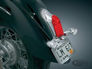 UNIVERSAL LOW-PROFILE TOMBSTONE TAILLIGHT