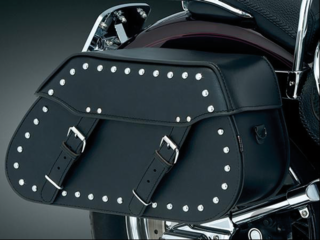 KÜRYAKYN QUICK RELEASE BRACKETS & DETACHABLE SADDLEBAG SYSTEM