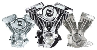 S&S V-SERIES ENGINES