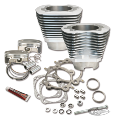 S&S 117CI BIG BORE CYLINDER KITS