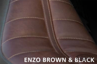 RSD seats styles brown-black