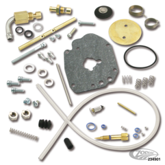 REBUILD KITS FOR S&S CARBURETORS