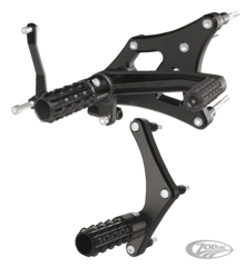 ROLAND SANDS DESIGN MID MOUNT CONTROLS FOR SPORTSTER