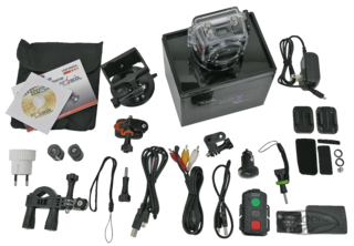 PARTS & ACCESSORIES FOR PRIMO HD XTREME DIGITAL SPORTS CAMERA