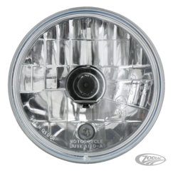 ZODIAC'S E-APPROVED DIAMOND CUT HEADLIGHT UNIT