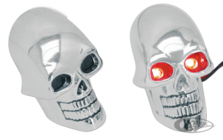 SKULL MARKER LIGHTS