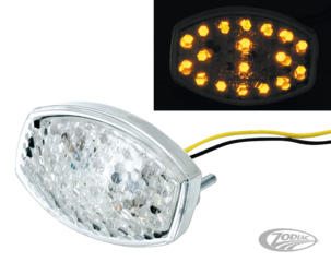EU APPROVED UNIVERSAL LED MARKER LIGHTS