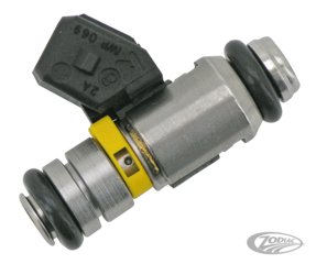 HIGH FLOW FUEL INJECTOR