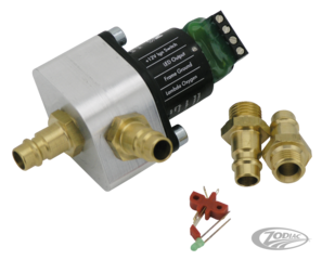 PRECISION LAMBDA REGULATOR TO MAKE CARBURETED ENGINES EURO-3 COMPLIANT