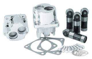 JIMS BILLET BIG AXLE POWERGLIDE TAPPET BLOCK KITS