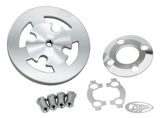BILLET BELT DRIVE CLUTCH PRESSURE PLATE DRESS-UP KIT