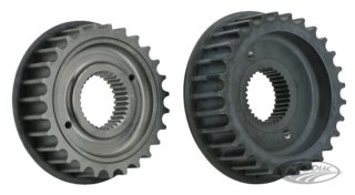 STOCK REPLACEMENT FINAL DRIVE BELT PULLEYS