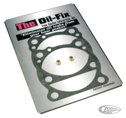 "THE ""OIL FIX"" CYLINDER BASE GASKET KITS FOR EVOLUTION MODELS"