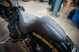 RSD MINI CAFE SPORTSTER SEAT