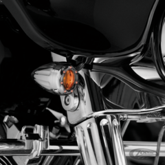 "ARLEN NESS ""DEEP-CUT"" BLINKER IM OEM-STYLE MIT ""FIRE RING"" LEDs"