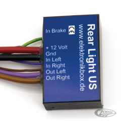 EU TO US TAIL & TURN LIGHT CONVERSION MODULE
