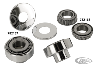 45CI & SPORTSTER STEERING HEAD BEARING CONVERSION KIT