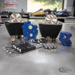 S&S 124CI POWER PACKAGE FOR MILWAUKEE EIGHT