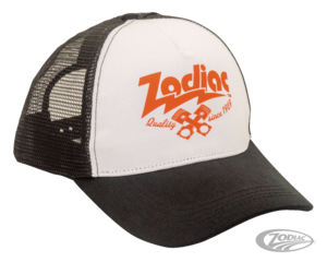 ZODIAC CUSTOM PRODUCTS BASEBALL CAP