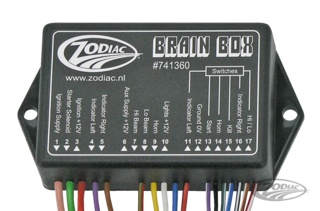 THE ZODIAC BRAIN BOX