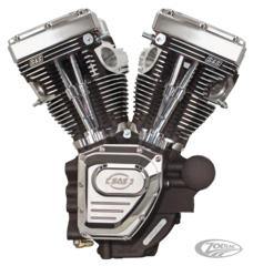 S&S T143 TWIN CAM LONG BLOCK ENGINES