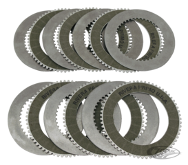 REPLACEMENT CLUTCH PLATES FOR PRIMO BELT DRIVE & PRO CLUTCH