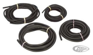 BLACK NEOPRENE OIL/FUEL LINE