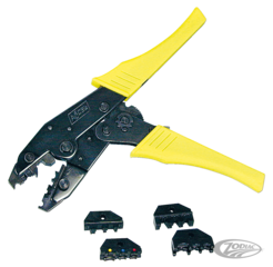 """ACCEL 300+ CRIMP"" HEAVY-DUTY PLUG WIRE & ELECTRICAL WIRE TOOL"