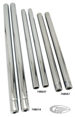 AMERICAN MADE SHOW CHROME FORK TUBES