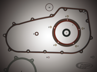 Primary Gaskets for Big Twin