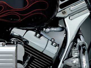 Fuel Tank Cross-Over Line Cover