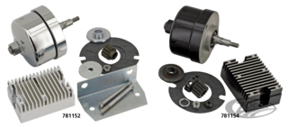12 VOLT ALTERNATOR KIT FOR GENERATOR MODELS
