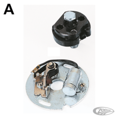 IGNITION AND ADVANCE UNIT REPLACEMENT PARTS