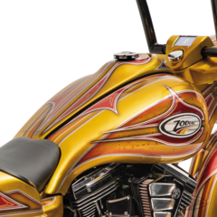 TANK COVERS FOR TOURING MODELS BY DOUBLE G BAGGERS