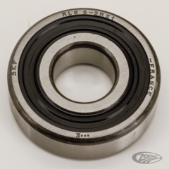 BEARINGS FOR BILLET AXLE SUPPORT