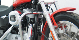 FEHLING HIGHWAY BARS FOR 2004 TO PRESENT SPORTSTER