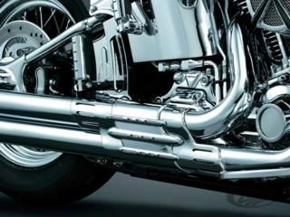 KÜRYAKYN CRUSHER POWER CELL STAGGERED DUAL EXHAUST