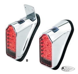 LED MINI TOMBSTONE TAILLIGHT