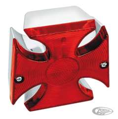 MALTESE CROSS TAILLIGHT