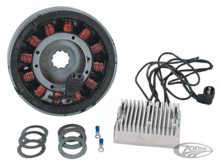 SPYKE'S HIGH OUTPUT ALTERNATOR KIT