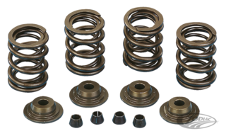 VALVE SPRINGS KIT FOR HIGH LIFT CAMS BY KIBBLEWHITE PRECISION MACHINING