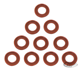 INNER PRIMARY SEAL WASHERS FOR 6 SPEED BIG TWIN MODELS